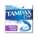 TAMPAX Menštruačný kalíšok Heavy Flow 1 ks