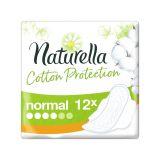 NATURELLA Cotton Protection Ultra Normal vložky s krídelkami 12 ks