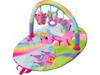 INFANTINO Hrací deka s hrazdou Jednorožec