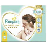 PAMPERS Premium Care jednorazové plienky veľ. 2, 148 ks, 4-8 kg