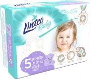 LINTEO BABY Plenky Baby Prémium JUNIOR (11-21 kg) 42 ks