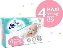 LINTEO BABY Plenky Baby Prémium MAXI (8-15 kg) 200 ks