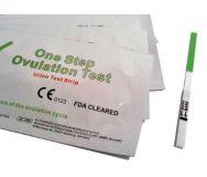ONE STEP Ovulační test 10 ks (citlivost 20 mIU)