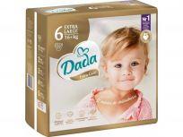 DADA Jednorázové pleny Extra Care XL vel. 6 (16+ kg), 26 ks
