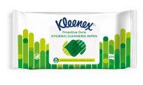 KLEENEX Antibakteriální vlhčené ubrousky 24 ks