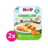 2x HiPP BIO Cannelloni se zeleninou od 1 roku, 250 g