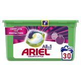 ARIEL Kapsle gélové na praní All-in-1 PODS Complete gélové Kapsle na praní 30 pd