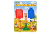WIKY Nářadí zahradní kovové pro děti 3 ks
