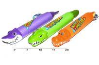 WIKY Puška vodní 33 cm - velryba