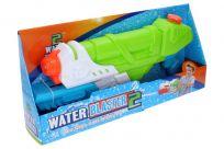 WIKY Velká pumpovací vodní pistole 46 cm - zelená