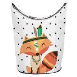 MR. LITTLE FOX Dětský koš na prádlo a hračky 60l Indian fox