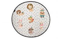 MR. LITTLE FOX Dětský deko kobereček Indians