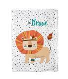 MR. LITTLE FOX Dětská deka Indian lion