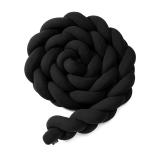 ESECO Mantinel pletený 180 cm black