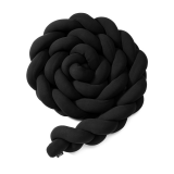 ESECO Mantinel pletený 220 cm black