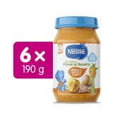 6x NESTLÉ Dýně, brambory a krůtí maso 190 g
