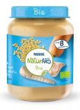 NESTLÉ NaturNes BIO Paštrnák a tekvica s celozrnnými cestovinami a morčacím mäsom 190 g
