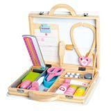 BINO Set lékařský v dřevěném kufříku