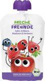 FRECHE FREUNDE BIO Kapsička ovocná Jablko, jahoda, borůvka a malina 12 m, 100 g