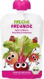 FRECHE FREUNDE BIO Jablko, červená repa, jahoda, malina 12 m, 100 g