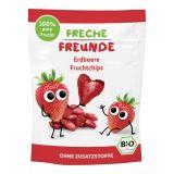 FRECHE FREUNDE BIO Chipsy ovocné Jahoda 12 m, 12 g