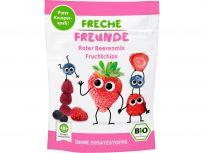 FRECHE FREUNDE BIO Chipsy ovocné Jahody, borůvky, maliny 12 m, 10g
