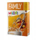 MILZU! Guľôčky cereálne s medom, 400 g