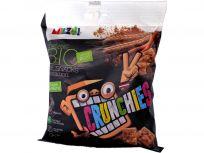 MILZU! BIO Snack chrumkavý obdĺžničky s kakaom, 70 g