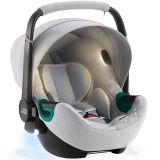 BRITAX RÖMER Autosedačka Baby-Safe iSense (0-13 kg) Nordic Grey