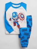 GAP Pyžamo Captain America chlapec 2r