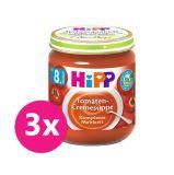 3x HiPP BIO Krémová polévka - rajčatová 200 g, od uk. 7. měsíce