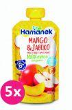 5x HAMÁNEK Mango & jablko 100 g