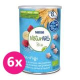 6x NESTLÉ NaturNes BIO chrumky malinové 35 g