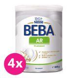 4x BEBA AR, mliečna dojčenská výživa pri odgrckávaní 800 g