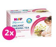 2x HiPP MAMA Bio čaj pro kojící matky 20x1,5g