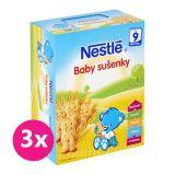 3x NESTLÉ Baby Sušienky 180 g