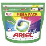 ARIEL All-In-1 PODs Kapsle na praní Colour, 66 praní