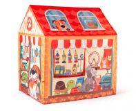 WOODY Stan detský domček - Pet Shop