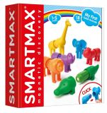 SMARTMAX Moje první Safari zvířátka - 18 ks