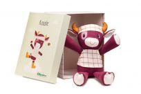 LILLIPUTIENS Kravička Rosalie - hračka na mazlení