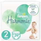 PAMPERS Harmonie Veľkosť 2, 39 ks, 4-8  kg