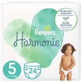 PAMPERS Harmonie Veľkosť 5, 24 ks, 11-16  kg