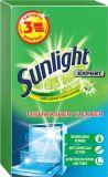 SUNLIGHT Čistič umývačky riadu 3x 40g - exspirácia 30.09.2021