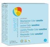 SONETT Prášok na pranie COLOR - Sensitive 1,2 kg
