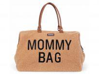 CHILDHOME Prebaľovacia taška Mommy Bag Teddy Beige