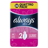 ALWAYS Ultra Super Plus (32 ks) – dámské vložky