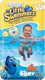 HUGGIES® Little Swimmers veľ. 2-3 (3-8 kg), 12 ks - jednorázové plienky do vody