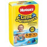 HUGGIES Little Swimmers vel.5-6 (12-18 kg) 11 ks - jednorázové pleny do vody