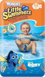HUGGIES® Little Swimmers vel. 5-6 (12–18 kg), 11 ks - jednorázové pleny do vody