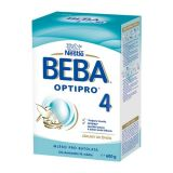 BEBA OPTIPRO 4, Mléko batolecí 600 g